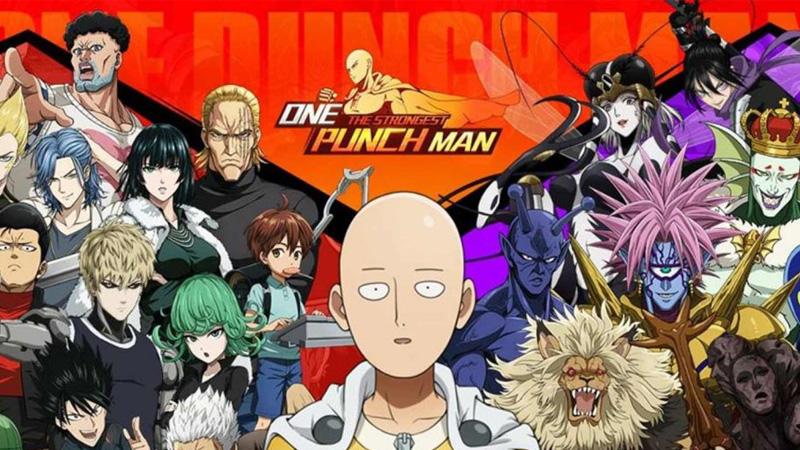Tips Reroll dan Dapat SSR Bagus di One Punch Man The Strongest!