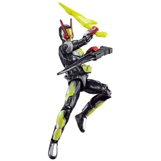 RKF Kamen Rider Zero-Two (2)
