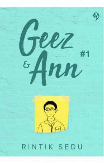 Geez dan Ann