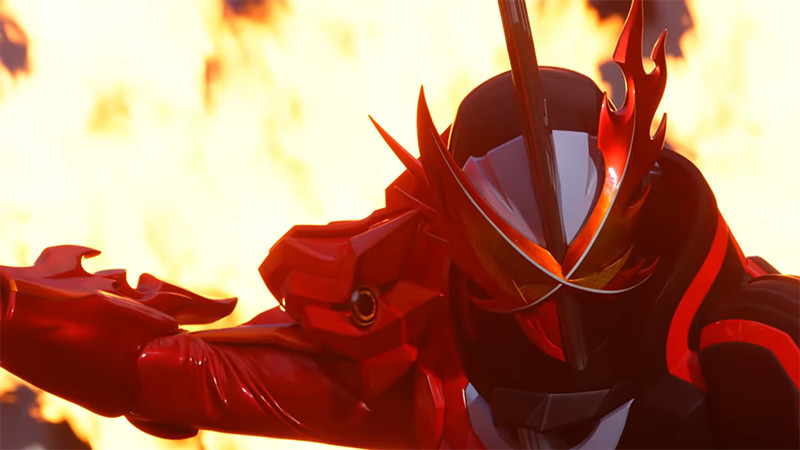 Kamen Rider Saber Trailer