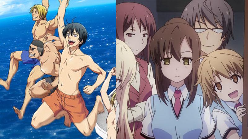 Makna Persahabatan dalam Anime Grand Blue dan Sakurasou!