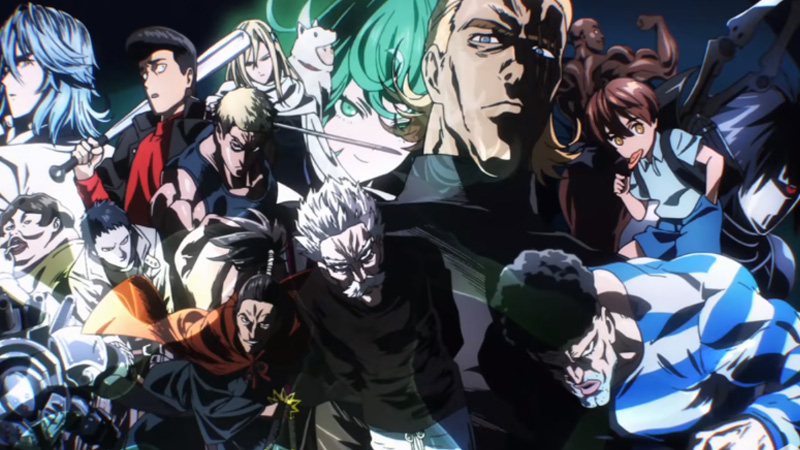 17 Hero Kelas S di One Punch Man dan Kekuatannya Masing-Masing!