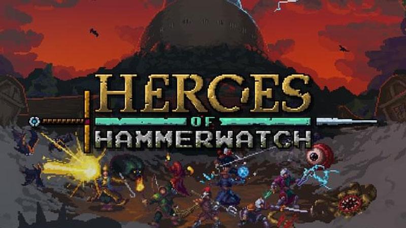 Heroes of Hammerwatch Ultimate Edition Akan Dirilis dalam Waktu Dekat!