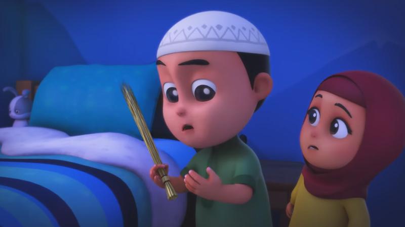 Kisah Animasi Nussa yang Penuh Edukasi Hasil Karya Anak Bangsa