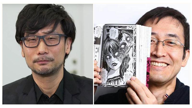 Hideo-Kojima-Junji-Ito