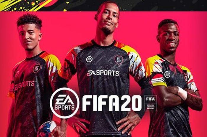 Game sepakbola FIFA 2020