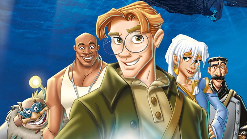 Akankah Atlantis: The Lost Empire Dibuatkan Live-Action? Ini Kata Sutradara Film Disney!