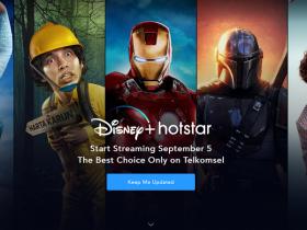 Disney+_Hotstar_Website