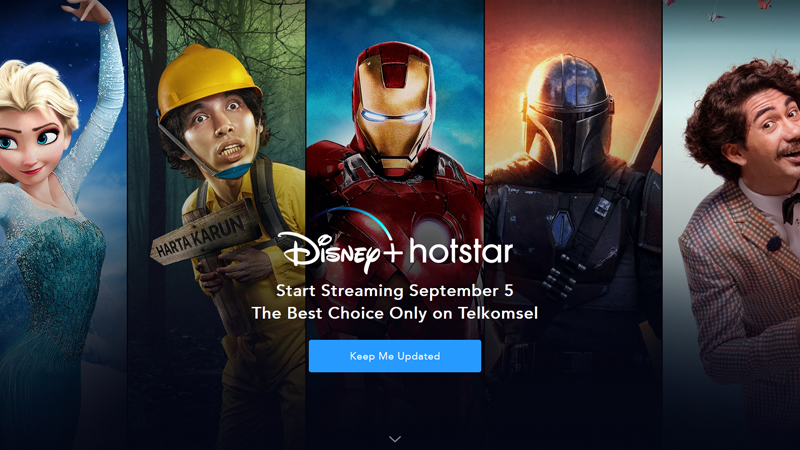 Disney+_Hotstar_Website