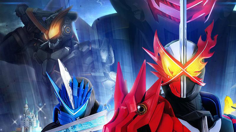Cast Baru Kamen Rider Saber