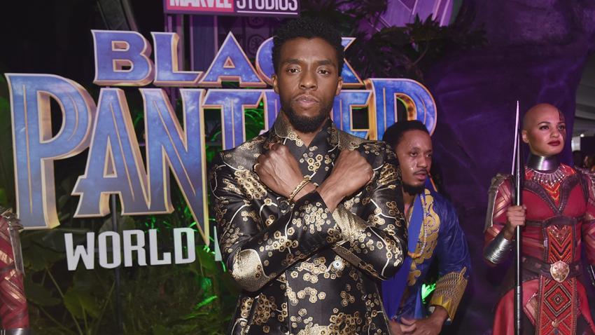 Black Panther: 5 Cerita Menarik Chadwick Boseman di Film Marvel!