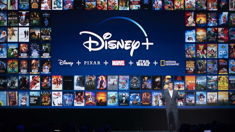 Disney+ Direct-to-Consumer head, Kevin Mayer