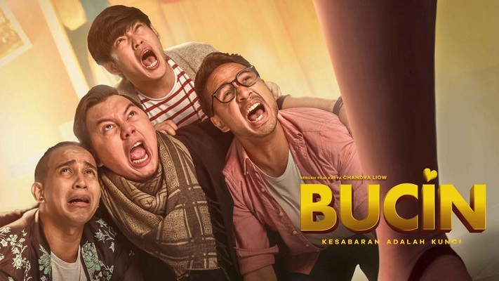 Review Film Bucin