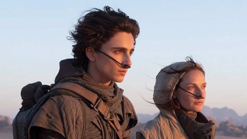 Warner Bros Akhirnya Rilis Trailer Perdana Film Sci-Fi Dune!