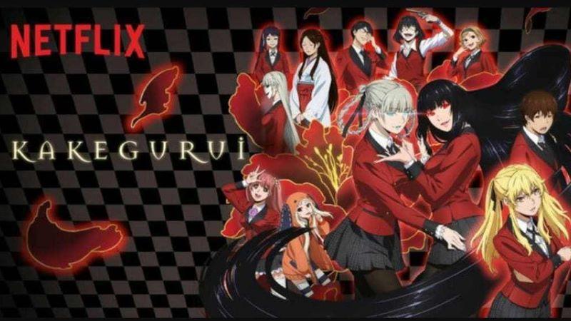 Cerita Anime Kakegurui di Netflix: Perjudian Legal di Ranah Sekolah