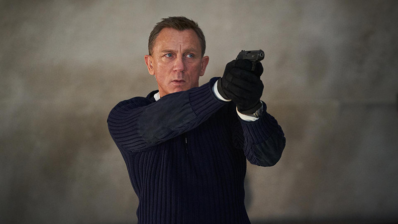 "Lebih Eksplosif, Film James Bond ""No Time To Die"" Rilis Trailer Baru"