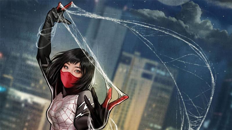 Sony Dikabarkan Tengah Garap Serial Live Action Marvel dari Karakter Silk