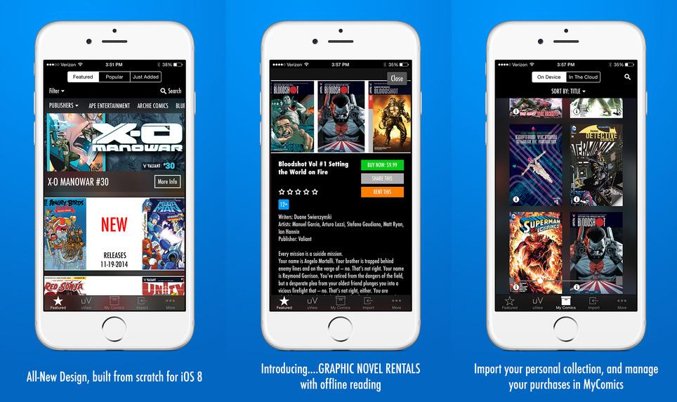 7 Aplikasi Membaca Komik Online