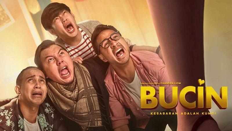 Film Bucin Karya Chandra Liow akan Tayang Perdana di Netflix