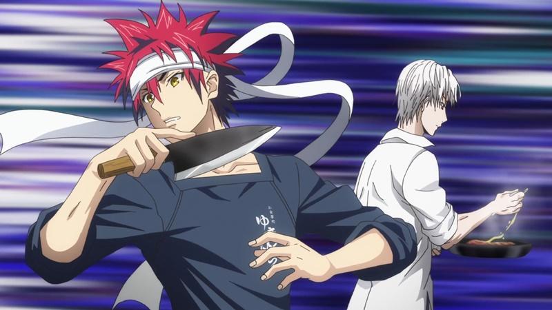 Top 3 Anime dengan Tema Makanan, Siapkan Cemilanmu!