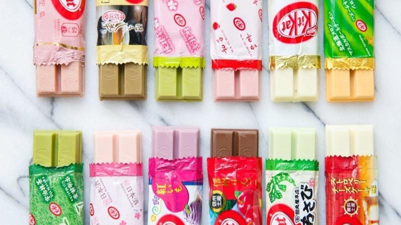 FoodyPedia #10: Empat Rasa Kitkat Jepang yang Wajib Kamu Coba!