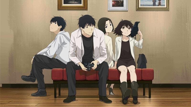 Yesterday wo Utatte, Anime Slice of Life yang Cocok Menemanimu di Rumah!