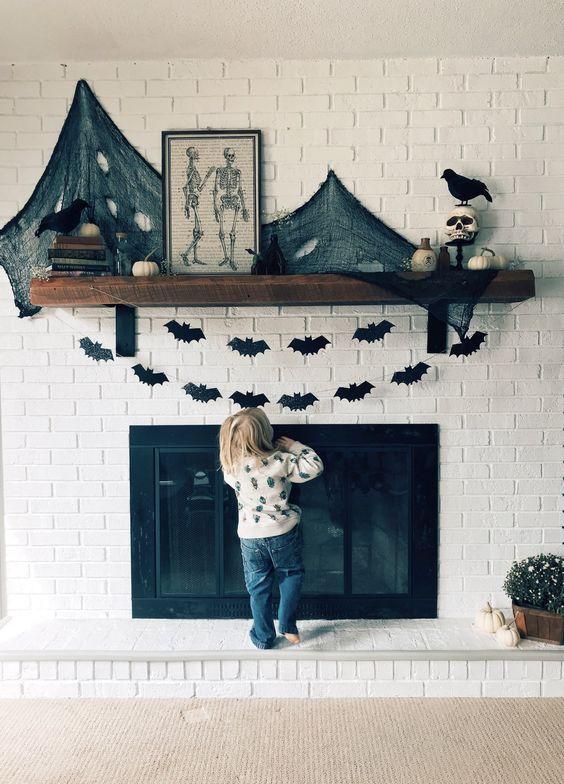 10 Dekorasi Rumah Halloween