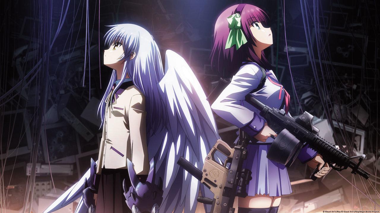Cerita Angel Beats: Kisah Anime Yang Membingungkan?
