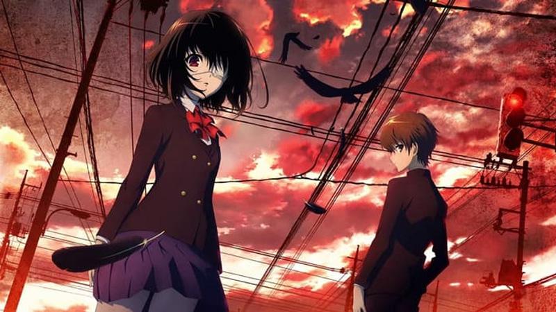 Cerita Anime Another yang hadir dalam Netflix: Kisah Kelam Di Sekolahan