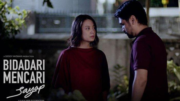 Review Bidadari Mencari Sayap
