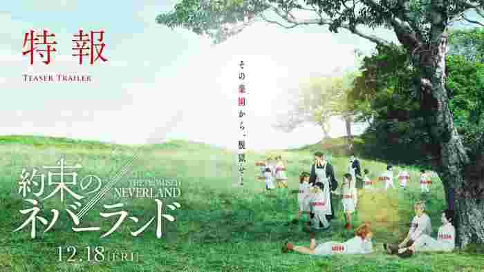 the promised neverland, 7 list live action