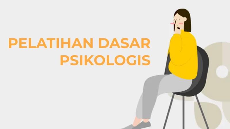Satu Persen Sukses Berikan Pelatihan Dasar Psikologis untuk Atasi Masalah Kesehatan Mental
