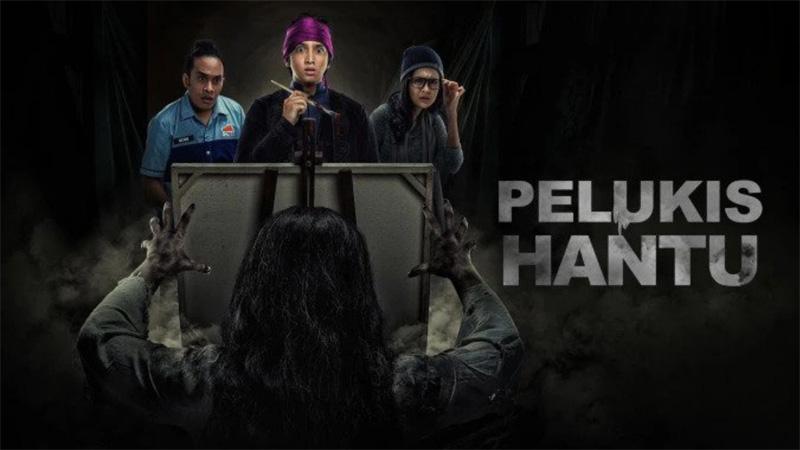 Review Pelukis Hantu: Film Arie Kriting yang Khas Ala Komika