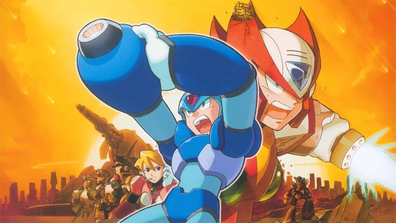Review Game Megaman X5: Game yang Legendaris!