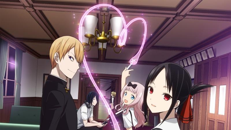 Anime Kaguya-Sama Season 3 Diumumkan! Simak Informasinya Berikut ini!