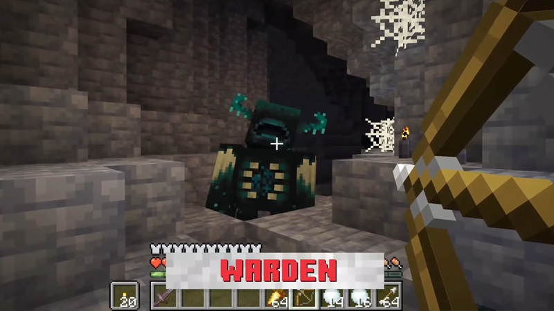 Minecraft Live 2020 - Warden