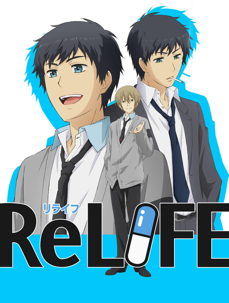 Cerita Anime Underrated Relife! : Poster