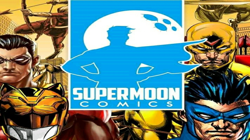 Supermoon Comics, Label Komik Lokal Paling Variatif