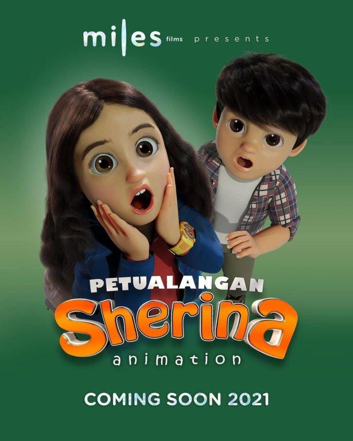 Petualangan Sherina Animasi