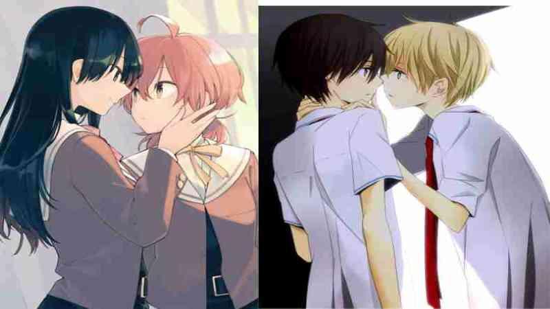anime shoujo/shounen ai