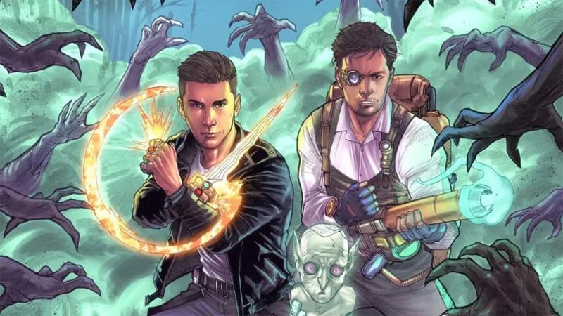 Komik Duet Maut Bertema Horor yang Unik Akan Hadir Tahun Depan!