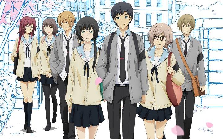 Cerita Anime ReLife: Anime Underrated Terbaik?
