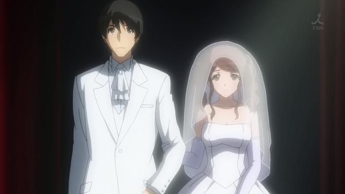 Amagami Wedding