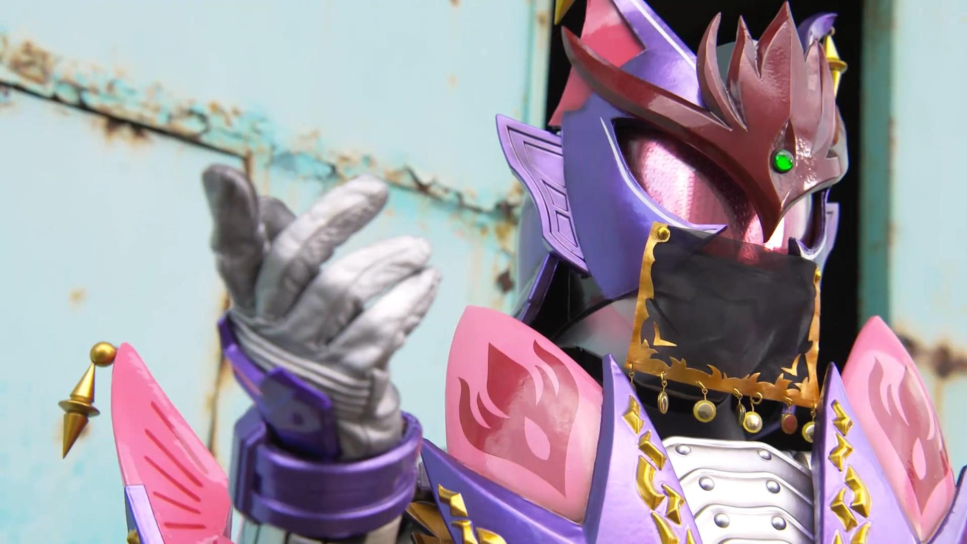 Gridon Bravo Kamen Rider Sylphi