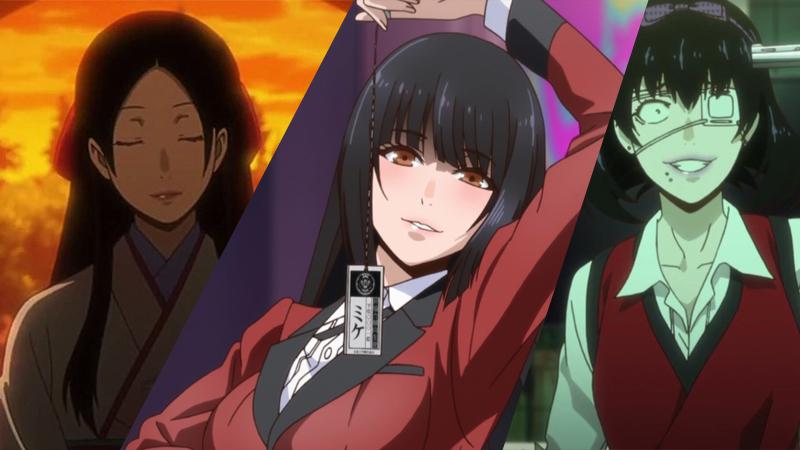 Review Anime Kakegurui: Anime yang Melegalkan Pertaruhan di Sekolah?