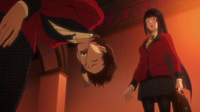 Review Anime Kakegurui : Love Shot
