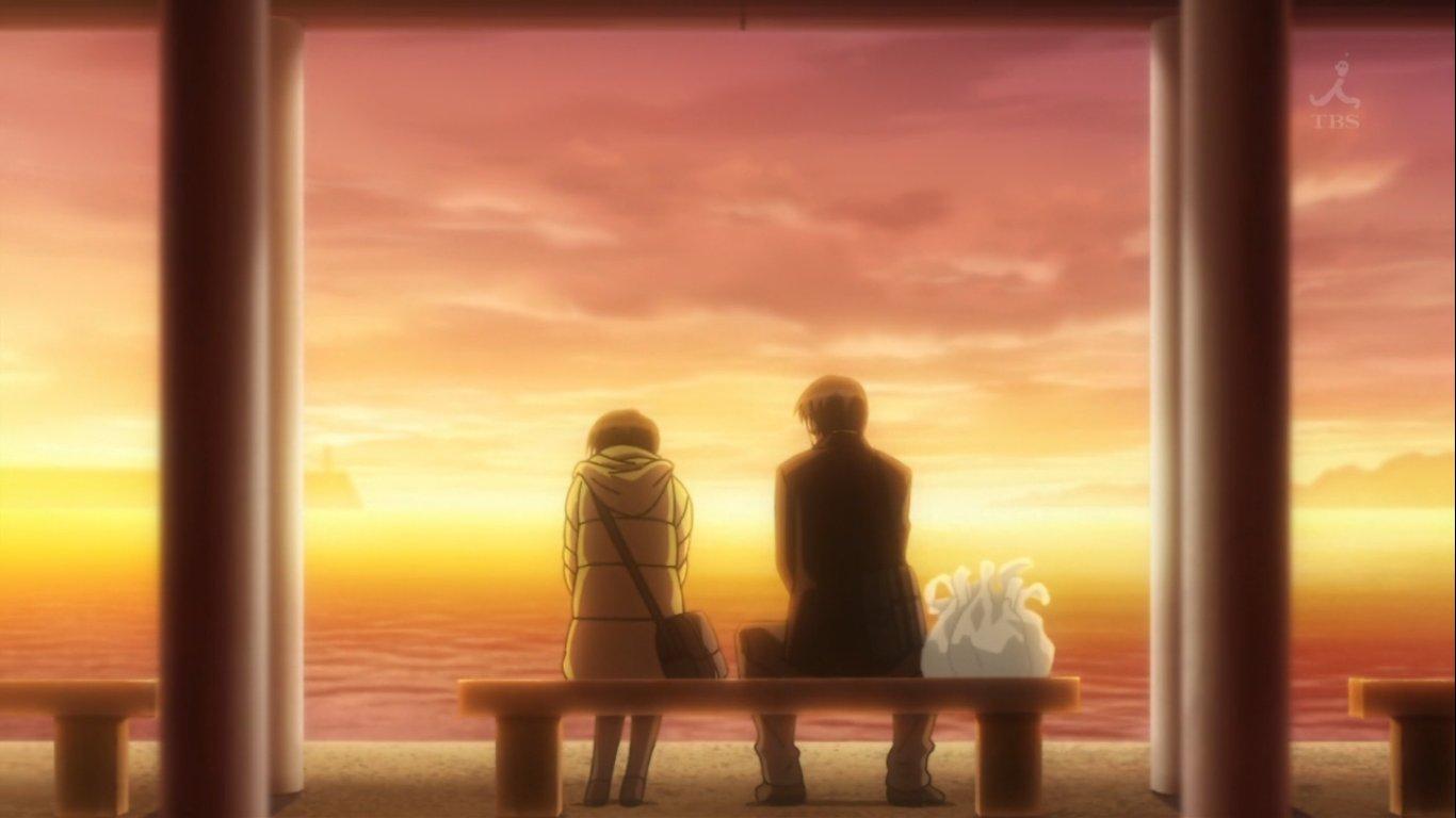 Amagami SS Scenery