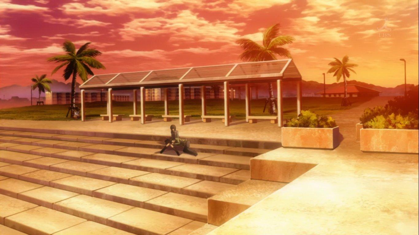 Review Anime Amagami SS : Sekolah
