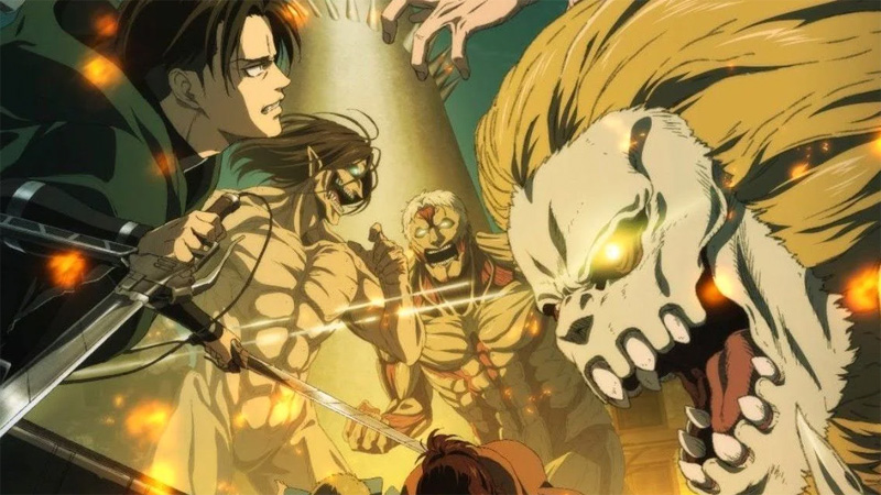 season 4 attack on titan