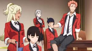 Review Anime Kakegurui